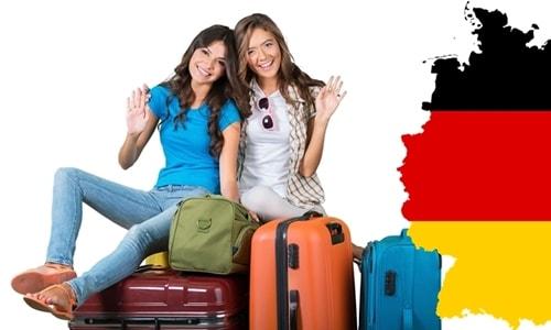 превоз на пътници до Германия